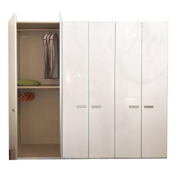Six Doors Wardrobe mod. Mira - Lema