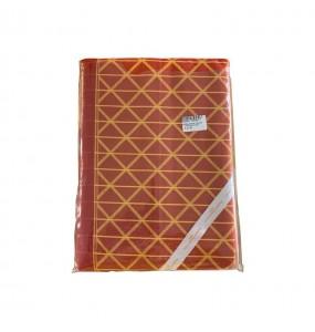Tablecloth 150 x 150 Capalbio Orange