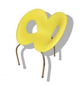 Ripple Chair - Moroso - Yellow