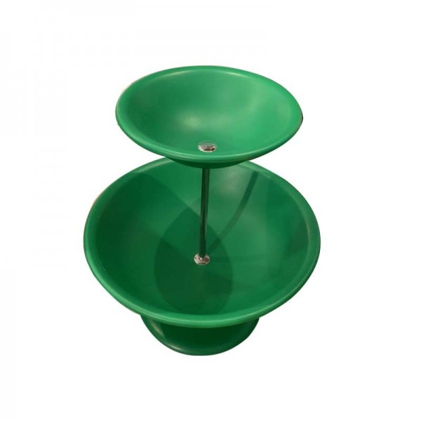 Alzatina EM04 - Alessi   Modus1923.it Colore Verde