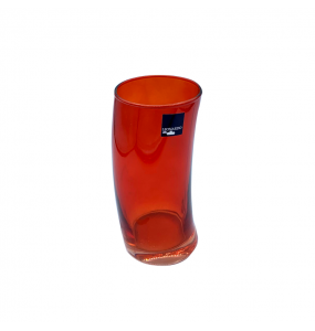 Set 6 Tumblers Rosso Swing