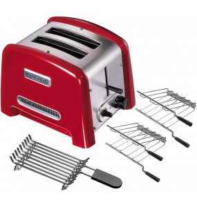 TOASTER 2 RED