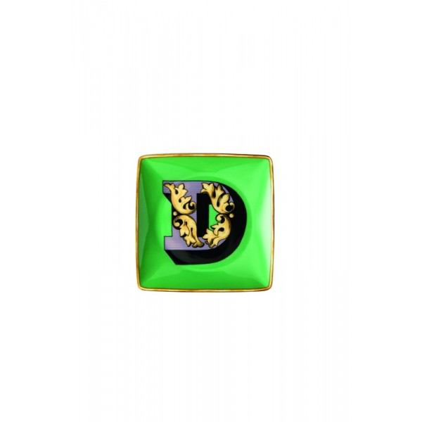Versace Holiday Alphabet D
