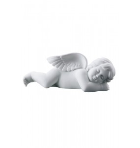 Engel gross Weiß matt