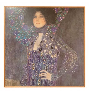 Klimt Woman