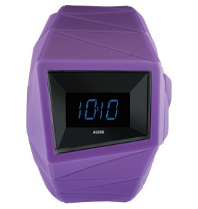 BLACK/PURPLE DAYTIMER
